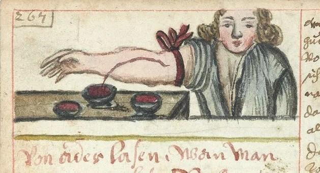 Những công việc đẫm máu, quái dị của thợ cạo tóc thời trung cổ - Ảnh 2.