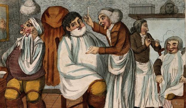 Những công việc đẫm máu, quái dị của thợ cạo tóc thời trung cổ - Ảnh 4.