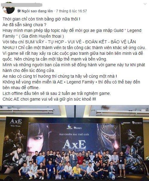 Chỉ sau 3 ngày ra mắt, AxE đã để lại ấn tượng sâu đậm trong lòng game thủ Việt - Ảnh 5.