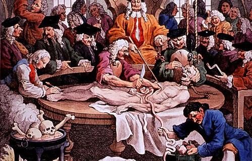 Những công việc đẫm máu, quái dị của thợ cạo tóc thời trung cổ - Ảnh 7.