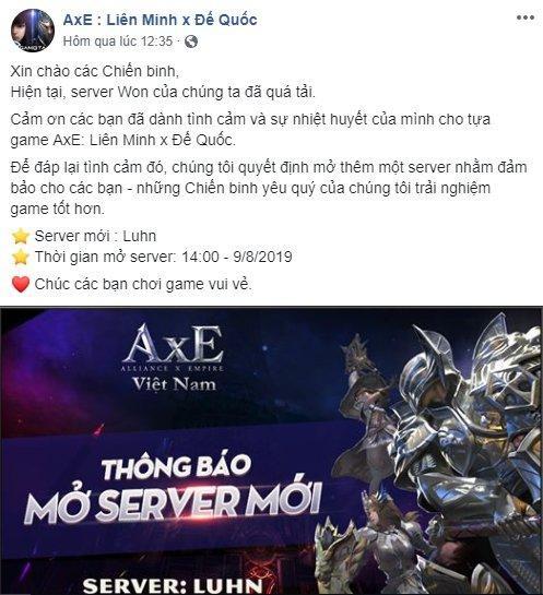 Chỉ sau 3 ngày ra mắt, AxE đã để lại ấn tượng sâu đậm trong lòng game thủ Việt - Ảnh 10.