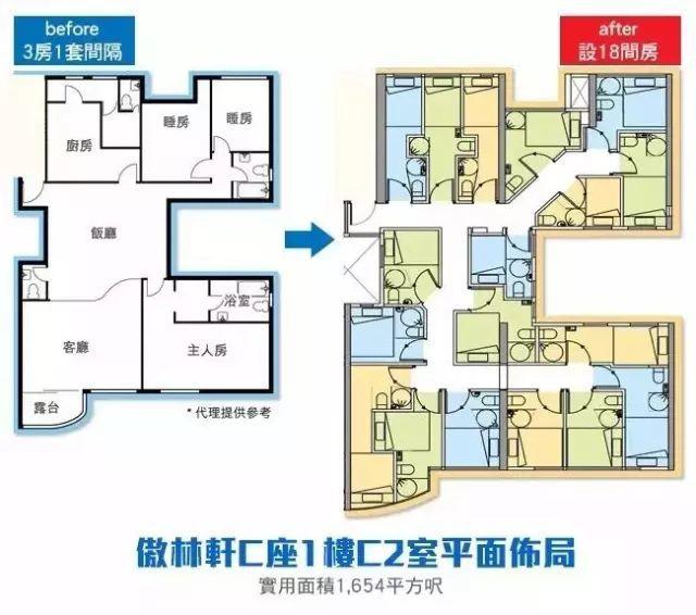 Bộ ảnh hiếm về những căn hộ siêu nhỏ ở Hong Kong, được ví như những cỗ quan tài - Ảnh 2.