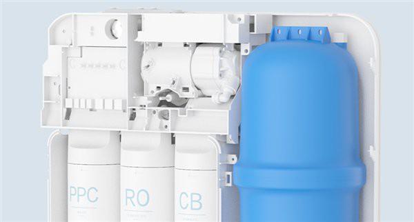 Xiaomi ra mắt máy lọc nước thông minh Lentils, công nghệ lọc thẩm thấu ngược 4 cấp, giá 141 USD - Ảnh 4.
