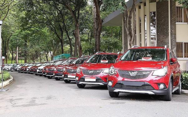 Vingroup hợp tác với FastGo tham gia thị trường xe công nghệ, cạnh tranh với Grab, Be, Mygo... - Ảnh 1.