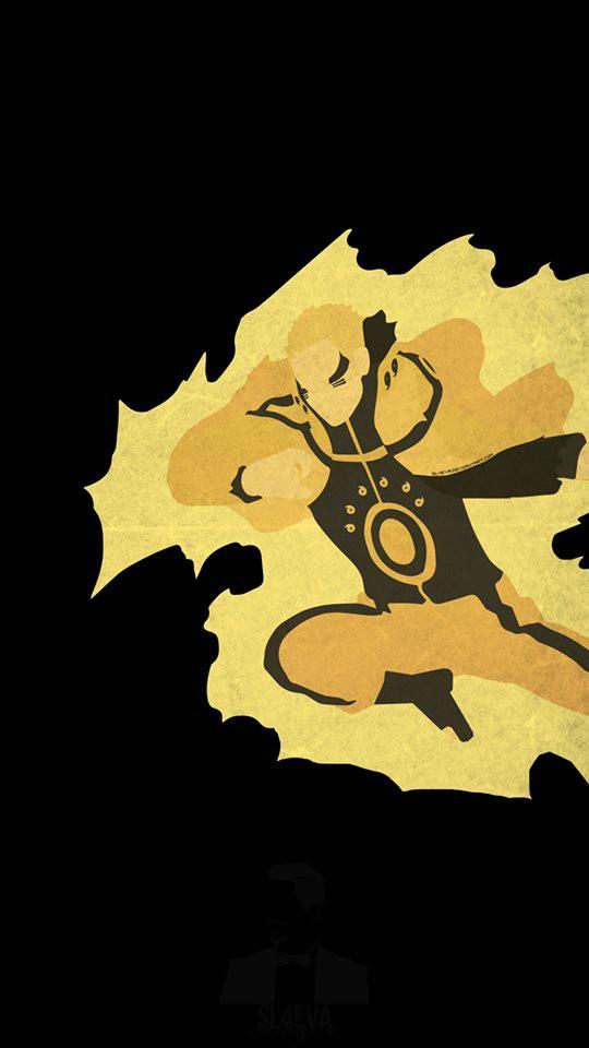 Naruto: Lác mắt với đủ loại biến thể Chakra Mode siêu ngầu của Hokage Đệ Thất - Ảnh 9.