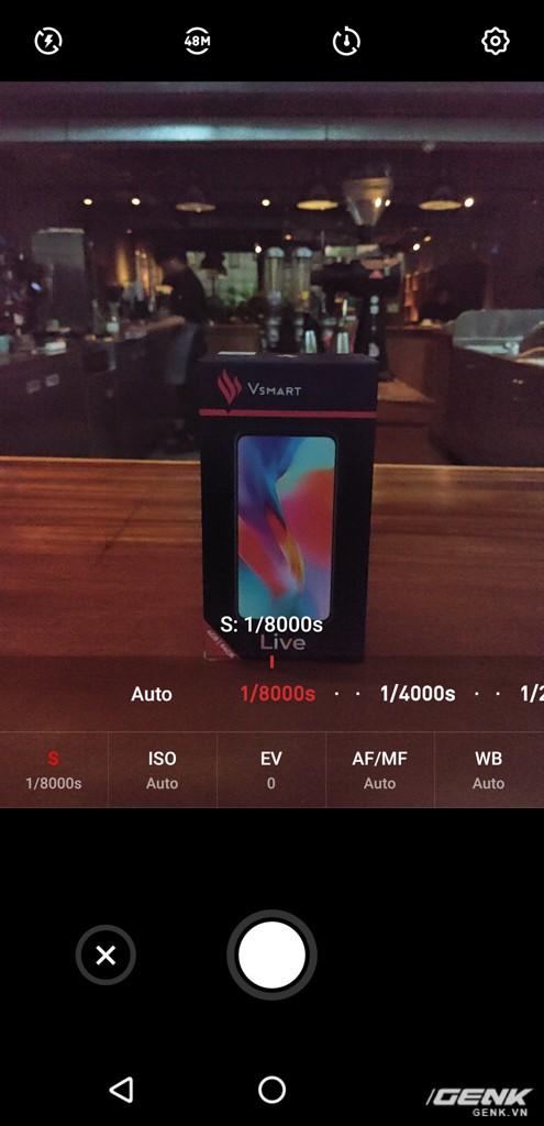 Vsmart Live & Meizu 16XS: chung xác nhưng hồn có khác? (Phần 1) - Ảnh 5.