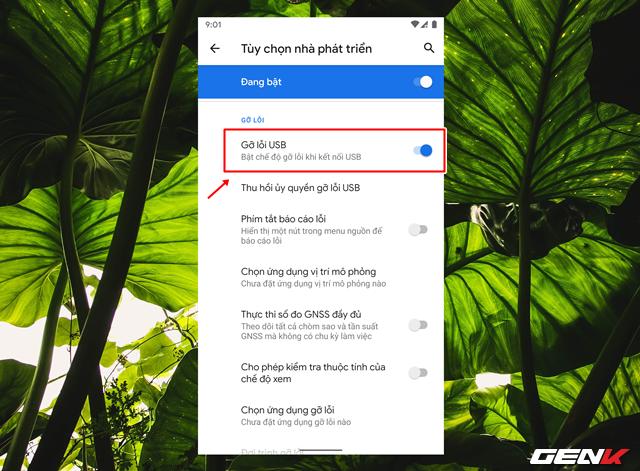 Cách cài đặt phiên bản Android 10 Q Beta trên các smartphone có hỗ trợ - Ảnh 9.