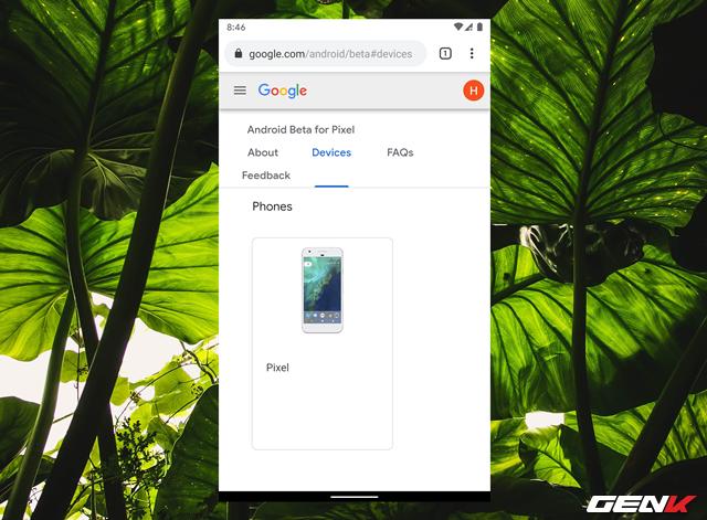 Cách cài đặt phiên bản Android 10 Q Beta trên các smartphone có hỗ trợ - Ảnh 5.