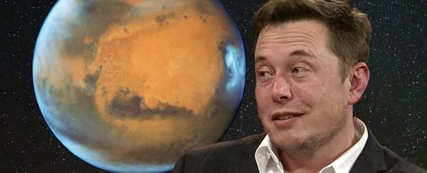 Tỷ phú được mệnh danh là Iron Man của đời thực gây shock với phát ngôn: Hãy ném bom nguyên tử lên sao Hỏa - Ảnh 2.