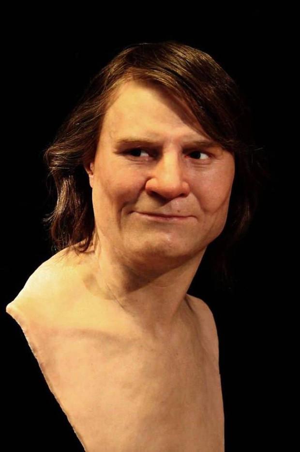 Nhà khảo cổ học điêu khắc gương mặt của người thật sống hàng nghìn năm về trước, đẹp từng milimet khiến nhiều người bị lừa - Ảnh 12.