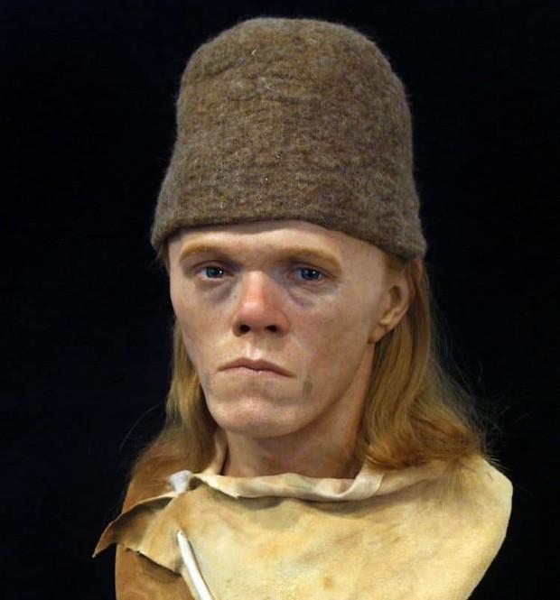 Nhà khảo cổ học điêu khắc gương mặt của người thật sống hàng nghìn năm về trước, đẹp từng milimet khiến nhiều người bị lừa - Ảnh 13.