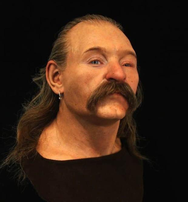 Nhà khảo cổ học điêu khắc gương mặt của người thật sống hàng nghìn năm về trước, đẹp từng milimet khiến nhiều người bị lừa - Ảnh 6.