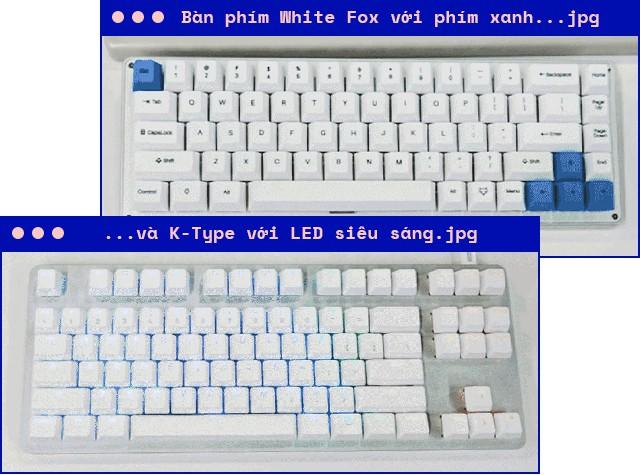 Nghiện nhựa: Bên trong Thế giới ảo diệu của những người đam mê bàn phím cơ - Ảnh 4.