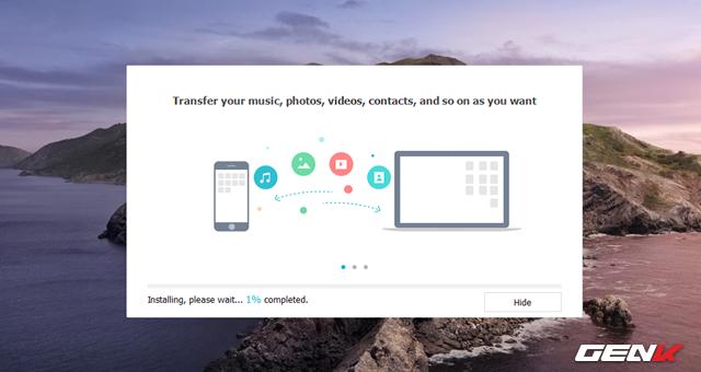 Quản lý dữ liệu iPhone trên Windows hiệu quả và toàn diện hơn với iCareFone - Ảnh 4.