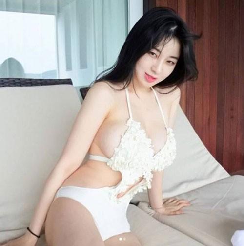 Ngất ngây với vẻ quyến rũ của nữ thần MC sở hữu khe ngực đẹp nhất Hàn Quốc - Ảnh 6.