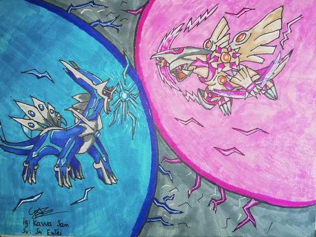 Sau khi được nhân cách hóa, đây chính là 4 Pokemon vừa sexy bốc lửa, vừa nguy hiểm chết người - Ảnh 12.