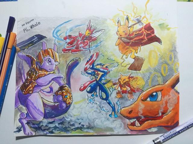 Sau khi được nhân cách hóa, đây chính là 4 Pokemon vừa sexy bốc lửa, vừa nguy hiểm chết người - Ảnh 13.