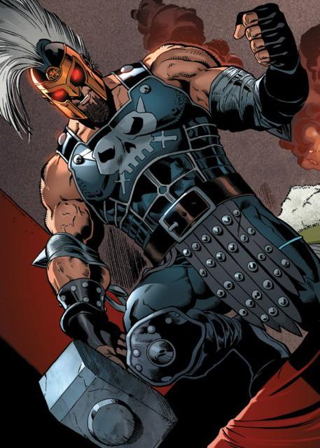 Xem lại Thor: Ragnarok, bạn có nhận ra 4 nhà vô địch được tìm thấy trên tòa tháp của Grandmaster không? - Ảnh 4.