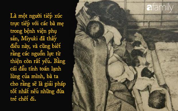 Vụ án ám ảnh người dân Nhật Bản hàng thế kỷ: Bảo mẫu ác quỷ bỏ đói 169 đứa trẻ đến chết, giấu xác khắp thành phố và bản án gây phẫn nộ tột cùng - Ảnh 3.