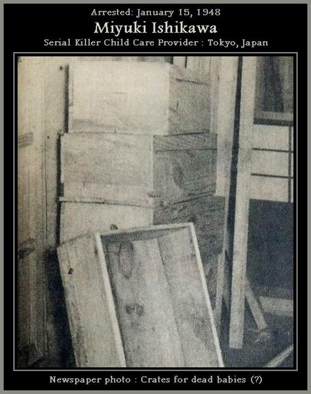 Vụ án ám ảnh người dân Nhật Bản hàng thế kỷ: Bảo mẫu ác quỷ bỏ đói 169 đứa trẻ đến chết, giấu xác khắp thành phố và bản án gây phẫn nộ tột cùng - Ảnh 8.