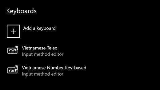 Bản cập nhật Windows 10 mới cho phép người dùng gõ tiếng Việt thoải mái mà không cần phần mềm thứ ba - Ảnh 3.