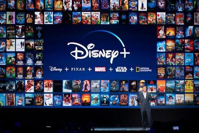 Disney Plus và tham vọng thay thế Netflix trên thị trường truyền hình trực tuyến - Ảnh 1.
