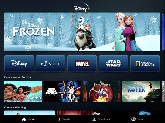 Disney Plus và tham vọng thay thế Netflix trên thị trường truyền hình trực tuyến - Ảnh 2.