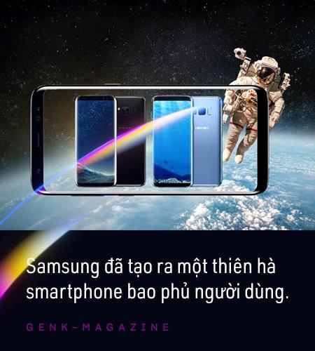Samsung: Gã mặt dày hay con cáo già kinh doanh trong lĩnh vực công nghệ? - Ảnh 2.