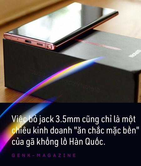 Samsung: Gã mặt dày hay con cáo già kinh doanh trong lĩnh vực công nghệ? - Ảnh 9.