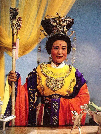 Tây Du Ký 1986: Top 3 Nữ Thần Thượng Cổ mạnh nhất, vị trí đầu tiên thậm chí còn... không thèm hiện hình trong phim - Ảnh 3.