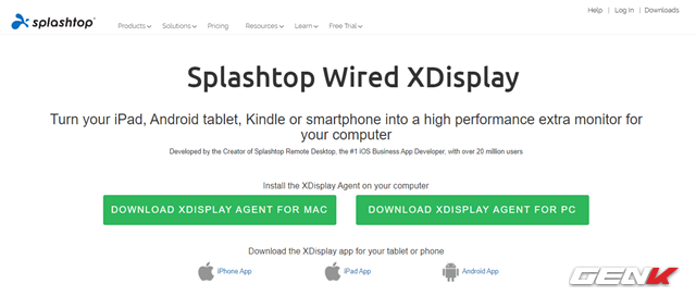 Cách biến iPhone, iPad thành màn hình phụ cho Windows 10 - Ảnh 2.
