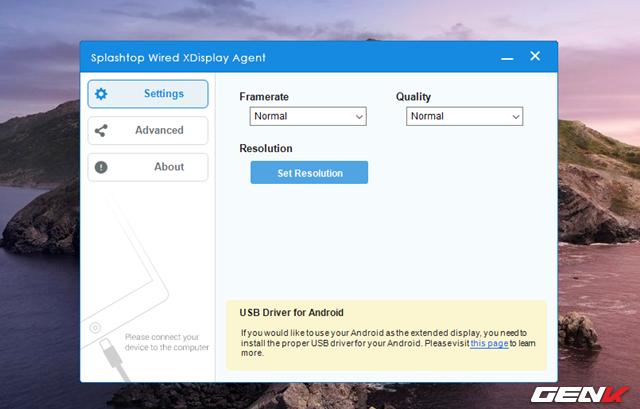 Cách biến iPhone, iPad thành màn hình phụ cho Windows 10 - Ảnh 4.