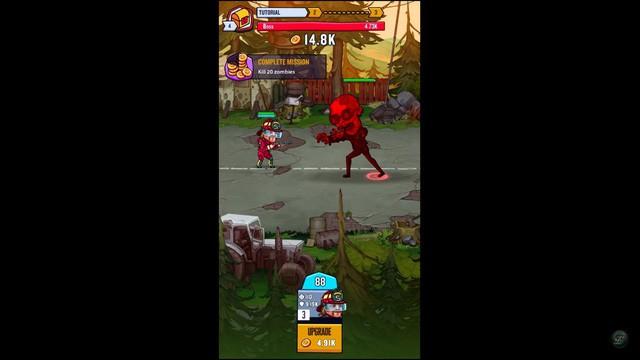 Loạt game mobile tuyệt hay cho anh em muốn giải trí bằng cách tàn sát những con zombie ghê gớm - Ảnh 12.