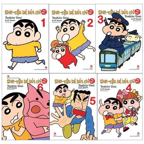 Những bước chuyển mình từ truyện tranh đến màn ảnh của thương hiệu đình đám Shin – Cậu Bé Bút Chì - Ảnh 2.
