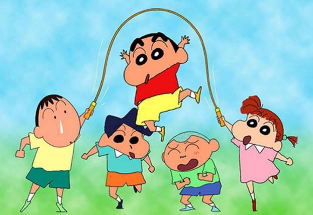 Những bước chuyển mình từ truyện tranh đến màn ảnh của thương hiệu đình đám Shin – Cậu Bé Bút Chì - Ảnh 4.