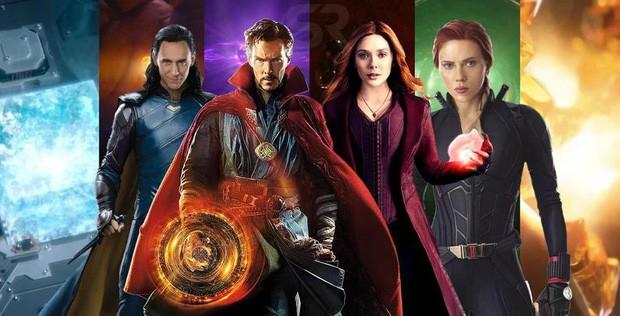 """""""Nghiệp nặng khó dứt"""", đá vô cực sẽ còn """"ám"""" anh hùng Marvel đến hết Giai đoạn 4 nữa cơ! - Ảnh 2."""
