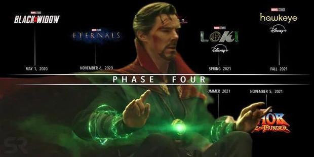 """""""Nghiệp nặng khó dứt"""", đá vô cực sẽ còn """"ám"""" anh hùng Marvel đến hết Giai đoạn 4 nữa cơ! - Ảnh 3."""