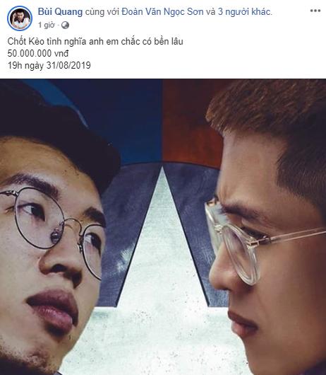 LMHT: Trash-talk chán chê, Warzone và Hà Tiều Phu chính thức chốt kèo trăm củ giữa boy 1 champ và cựu vương VCS - Ảnh 3.