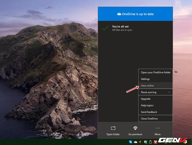 Làm gì khi OneDrive trên Windows 10 gặp sự cố về đồng bộ? - Ảnh 2.
