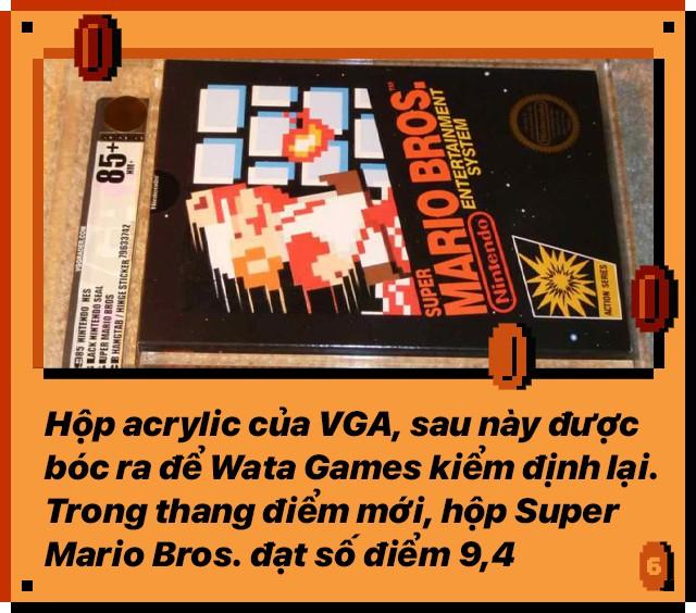Cái băng điện tử Mario này có gì đặc biệt mà được mua với giá 2,3 tỷ VNĐ? - Ảnh 10.