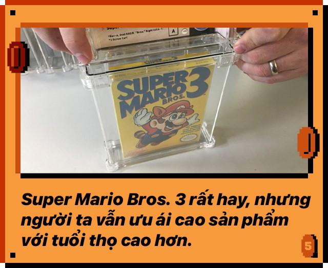 Cái băng điện tử Mario này có gì đặc biệt mà được mua với giá 2,3 tỷ VNĐ? - Ảnh 7.
