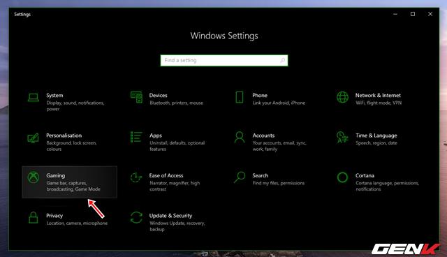 Làm gì khi Game Bar không hoạt động trên Windows 10? - Ảnh 2.