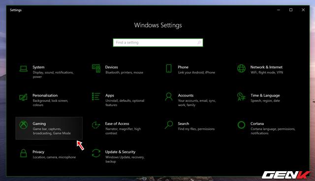 Làm gì khi Game Bar không hoạt động trên Windows 10? - Ảnh 8.