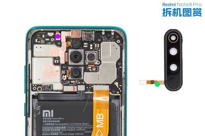 Mổ bụng Redmi Note 8 Pro: Bất ngờ khi máy dùng chip MediaTek nhưng lại hỗ trợ sạc nhanh Quick Charge - Ảnh 3.