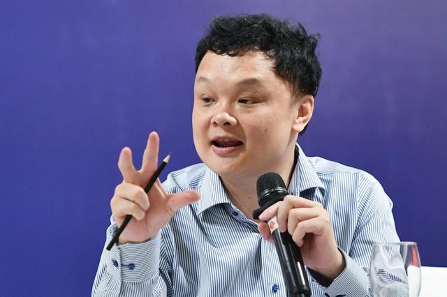 CEO VCCorp: Tổng giao dịch token hàng ngày mà Lotus có thể xử lý tương đương với số lượng giao dịch của VISA - Ảnh 1.