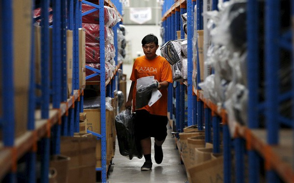 Nguy cơ thâu tóm Lazada trở thành sai lầm trị giá 4 tỷ USD của Alibaba: Sau 3 năm không hề tăng trưởng, thậm chí sắp để mất ngôi vị số 1 khu vực, Jack Ma cũng bó tay? - Ảnh 1.