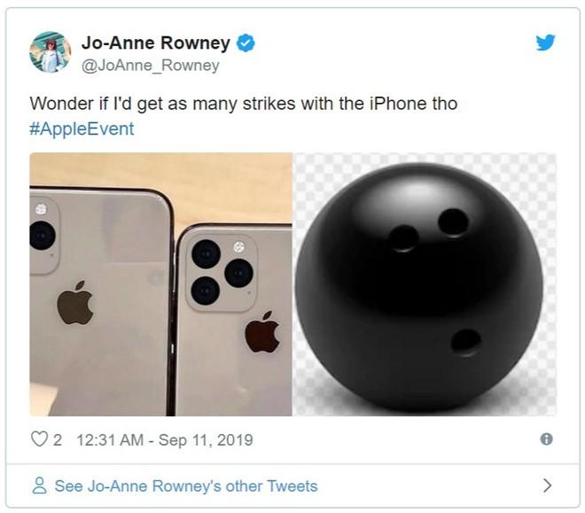 Không cần antifan phải chọc ngoáy, tự Apple biết cách đùa với cụm camera mới trên iPhone 11 - Ảnh 3.