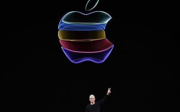 """Vốn hóa Apple lại vượt 1 nghìn tỷ USD nhờ """"bộ ba"""" iPhone mới - Ảnh 1."""