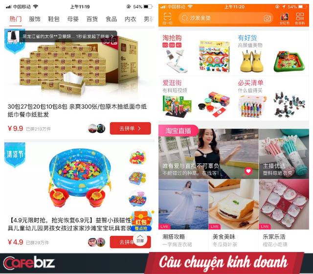 """Mô hình mua chung """"thần thánh"""" của Pinduoduo, biến người dùng thành nhân viên sale, 4 năm lập nên đế chế 39 tỷ USD, khiến cả Alibaba và JD khiếp sợ - Ảnh 2."""