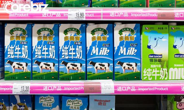Cơn cuồng sữa của Trung Quốc đang hủy diệt thế giới như thế nào? - Ảnh 3.